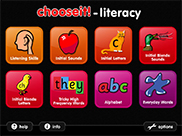 ChooseIt! Literacy