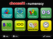 ChooseIt! Numeracy