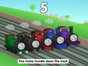 Five Trains