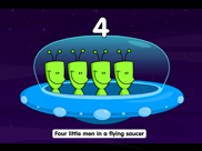 Five Little Aliens