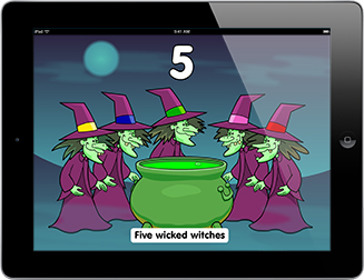 Five Wicked Witches