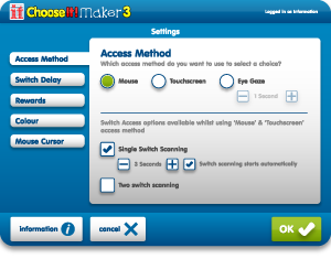 CM3 access options