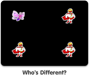 Who's Different?