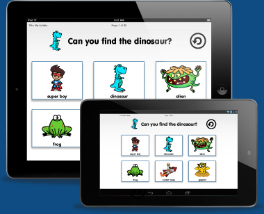 ChooseIt! Maker 3 FREE iPad and Android Apps